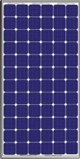250W多晶硅太阳能电池层压板