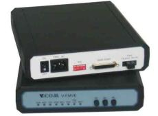 VCOM V.35 G.703单模光纤调猫