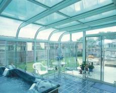 露台阳光房-玻璃房-玻璃阳光房-阳光房设计
