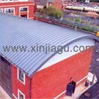 安徽铝镁锰板 镀铝锌板直立锁边系统 鑫嘉固金属屋面