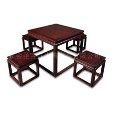 古典家具四方桌 中式家具
