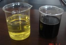 煤焦油煉油脫色除味技術
