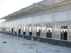 高標準溫室大棚連棟溫室育苗棚建設