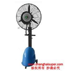上海降温雾化风扇-喷雾降温设备-雾化除尘降温风扇